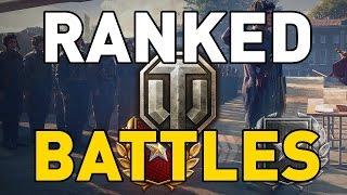 World of Tanks || Ranked Battles - Update 9.19