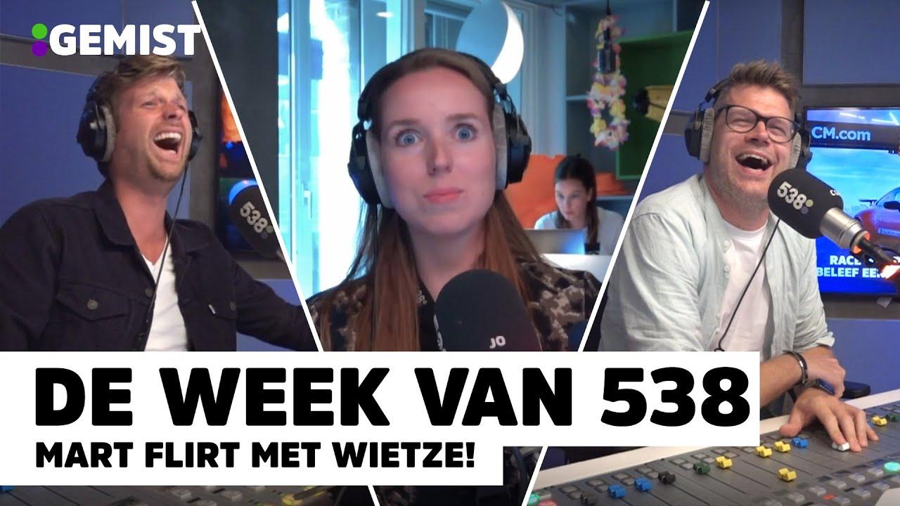 Download Jo SCHRIKT van GOOR VERHAAL van Sander! | De Week Van 538