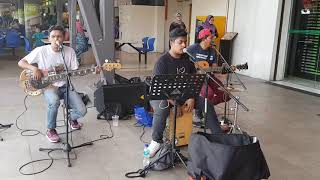 vuclip Pesan - Irfan Harris (Cover by One Avenue Buskers)