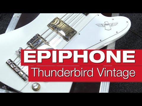 Epiphone Thunderbird Vintage PRO