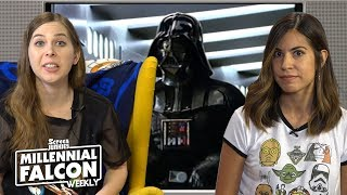 Jenny Reveals Original Star Wars Interactive Game Footage