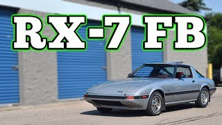 1982 Mazda RX-7 FB: Regular Car Reviews