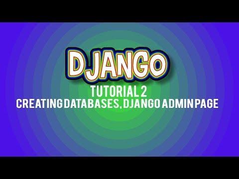 Django Python Web Framework - 2