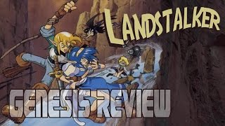 Daria Reviews Landstalker [Genesis] - A Shining Example of Adventure Gaming Done Right