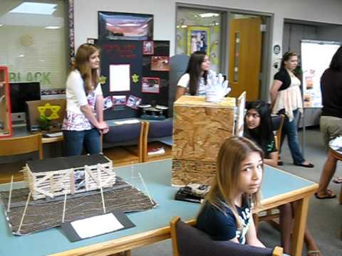 Prairie Grove Junior High School students create Holocaust museum