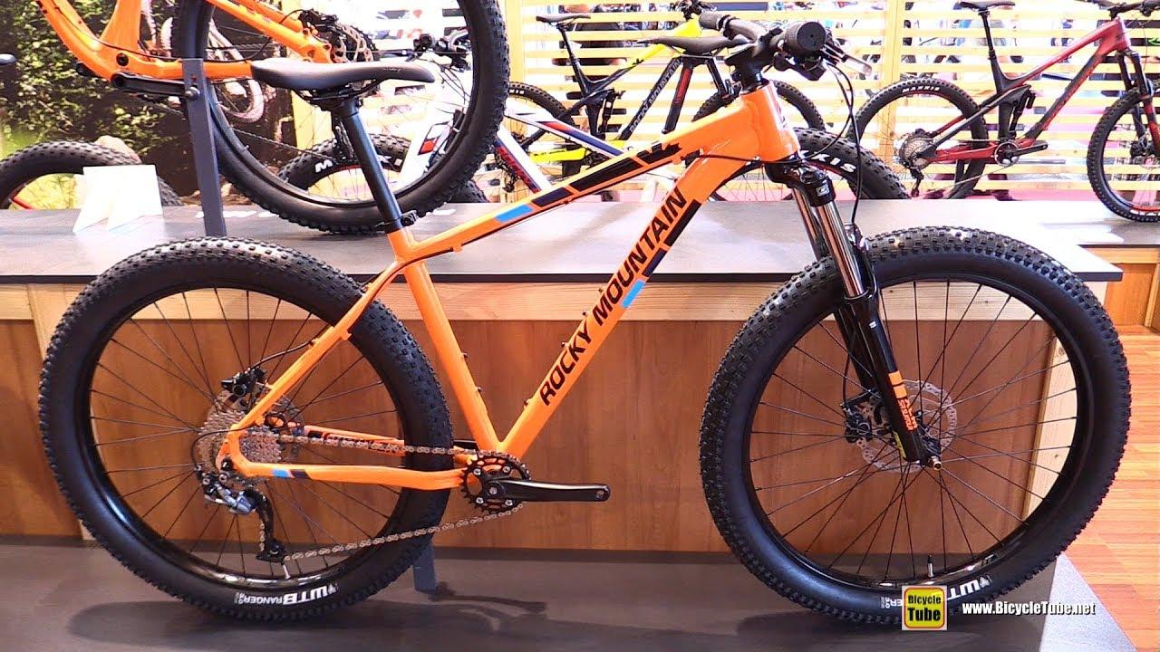 2017 Rocky Mountain Growler 730 Mountain Bike Walkaround 2016