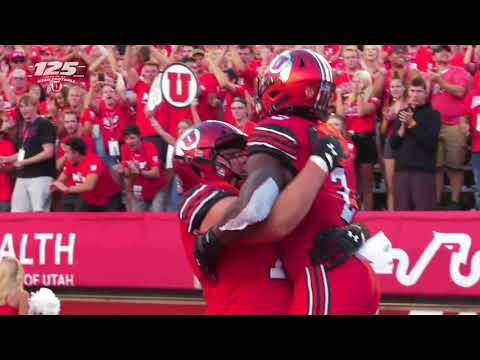 Utah Football Beats Weber State 41-10 in 2018 Opener