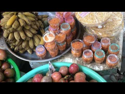 Asian Street Food, Cambodian Market Street Food Compilation, Market Food In Asia