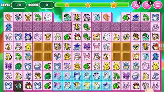 Pikachu kawai Connect 2018 - Trò chơi Pikachu Cổ Điển cho điện thoại di động