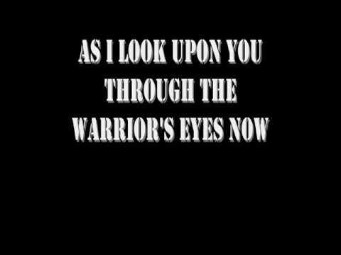 Disturbed - Warrior Lyrics HD