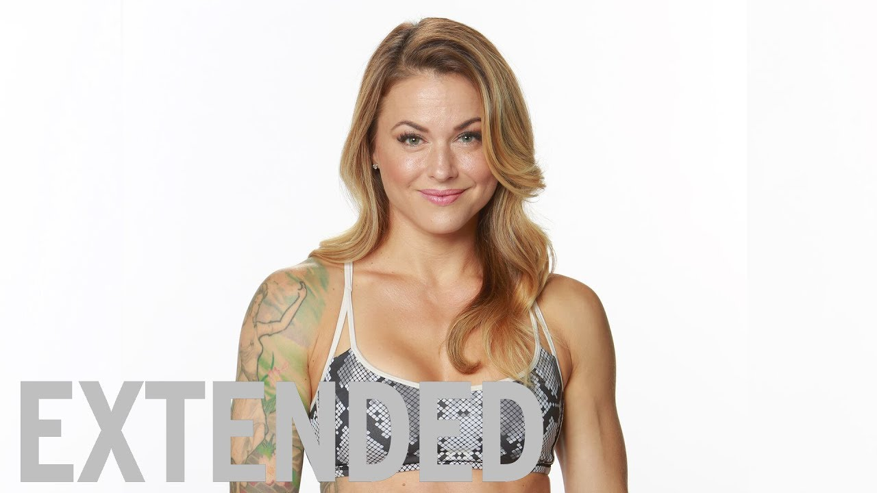 Big Brother Christmas Abbott.Big Brother 19 Christmas Abbott Extended
