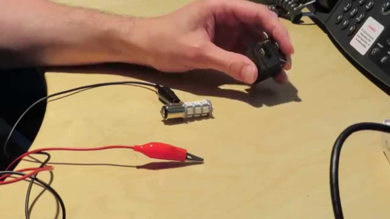 1157 socket wiring diagram for [ 1280 x 720 Pixel ]