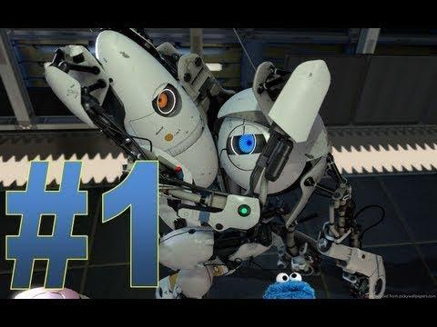 Portal 2    Cooperativo #1    Que clase de compañerismo es este