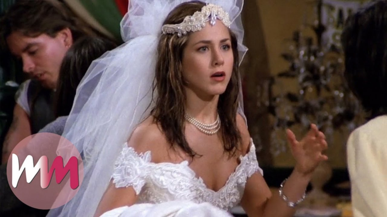 Top 10 Ugliest Wedding Dresses - YouTube