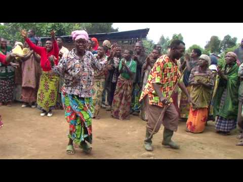 Traditional Rwandan Dance