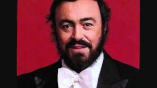Luciano Pavarotti. ´A vucchella. Francesco Paolo Tosti.