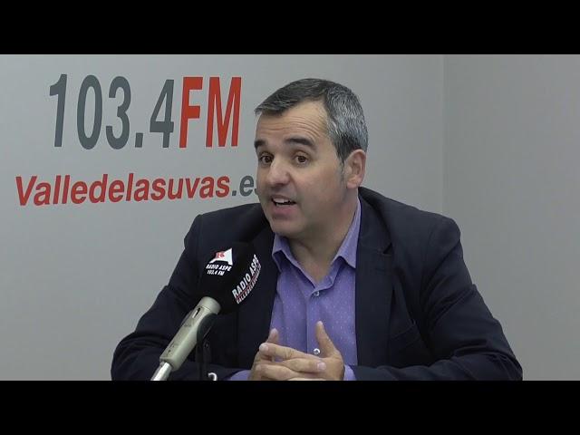 Entrevista con Antonio Puerto - Sanciones de trafico y presupuestos 2020