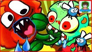 Игра Зомби против Растений Герои от Фаника Plants vs zombies Heroes 18