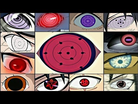 ТОП --30 САМЫХ СИЛЬНЫХ ГЛАЗ ПЕРСОНАЖЕЙ АНИМЕ НАРУТО!   Naruto, Naruto Shippuden, Boruto