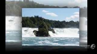 Экскурсия на Рейнский водопад.(, 2014-10-15T02:18:54.000Z)