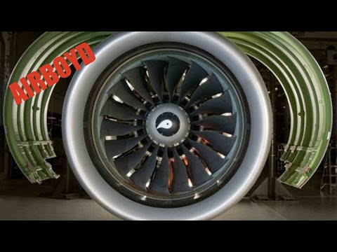 Pratt & Whitney Geared Turbofan PurePower® GTF Engine