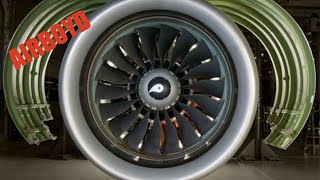 Pratt & Whitney Geared Turbofan PurePower® GTF Engine
