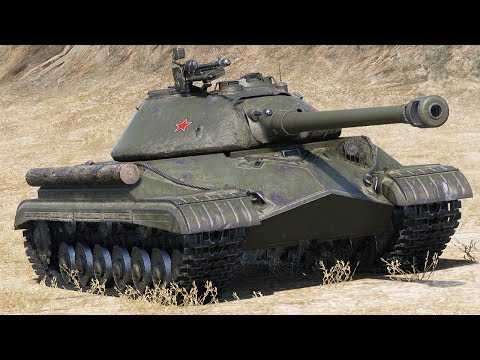 World Of Tanks IS-5 (Object 730) - 7 Kills 7,7K Damage