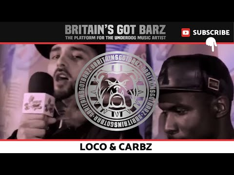 Loco & Carbz | S1 EP27 | Britain's Got Barz Performance