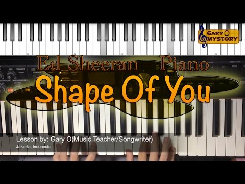 ed-sheeran-–-shape-of-you-easy-piano-tutorial/keyboard-lesson-free-sheet-music-new-song-cover-2017
