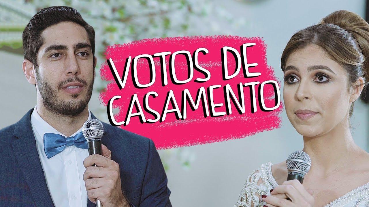 Votos de Casamento - DESCONFINADOS