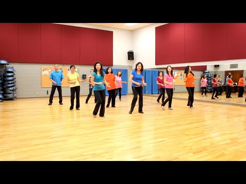Havana Cha - Line Dance (Dance & Teach in English & 中文)