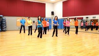 Havana Cha - Line Dance (Dance & Teach in English & 中文)