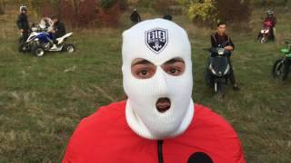 619 RYDERZ PARIS BIKE LIFE - RIDE OUT HALLOWEEN