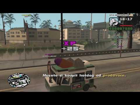 GTA San Andreas multy player WTLS Random Blbosti