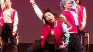 Tolbert recital DNA teen hiphop 2019