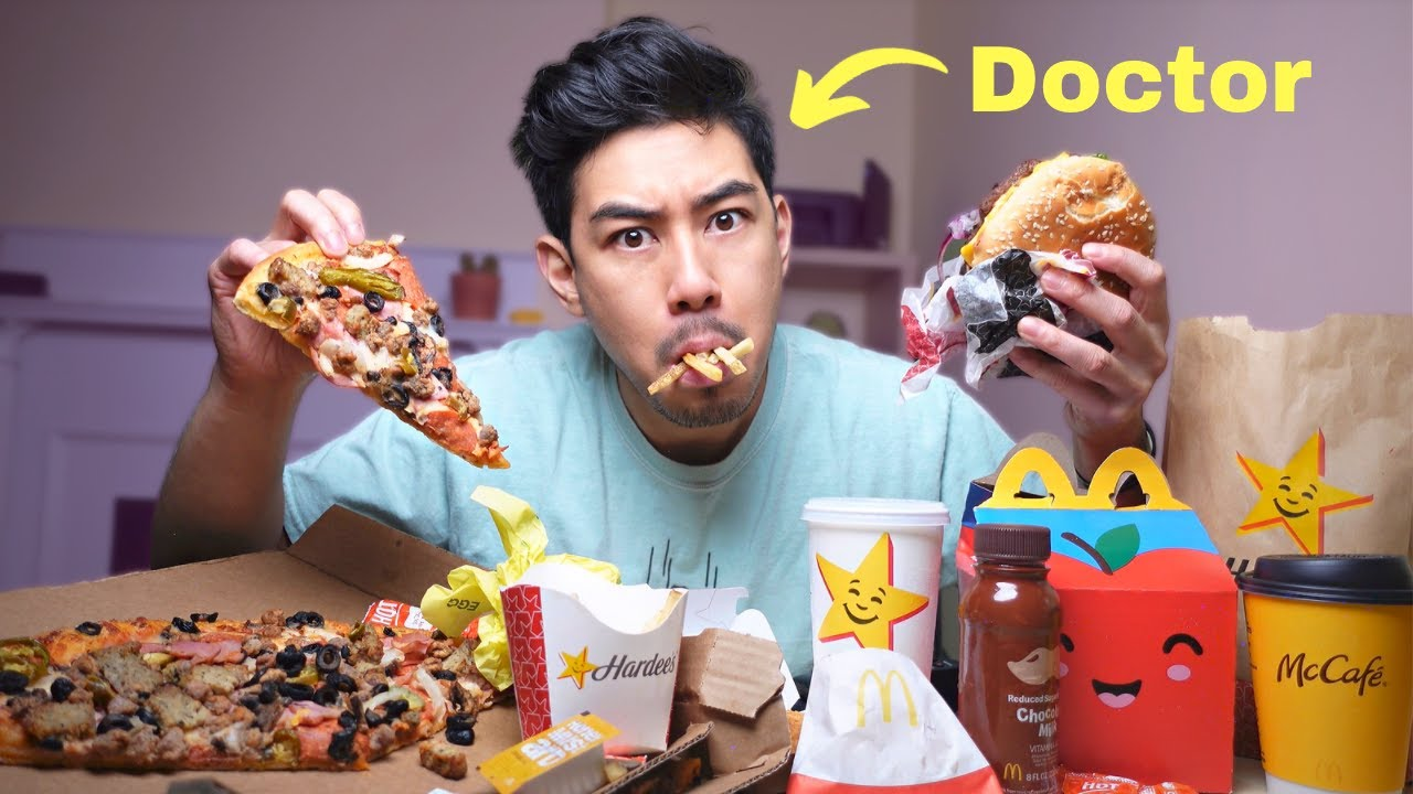 What 30 days of fast food did for my productivity