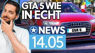 Fotorealistische Grafik in GTA 5 - News