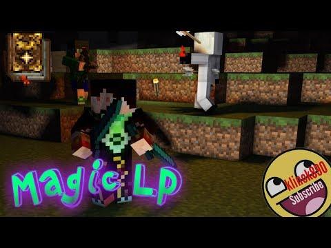 Magic LP #4 МАГИЯ И УЖАС../Minecraft