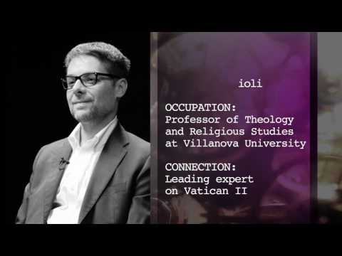 Connect5: Massimo Faggioli on Pope Francis and Vatican II