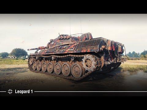 Leopard 1   Live Oaks