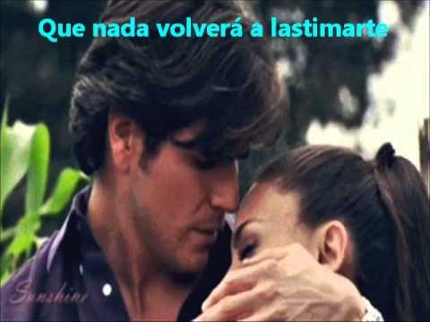 Camilo Blanes -Perdóname con letra (Corazón Indomable)