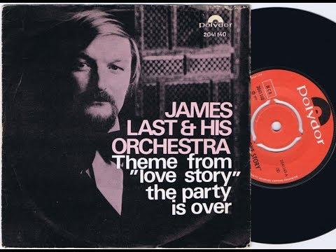 "James Last-Band: ""Only 7"" (singles)."""