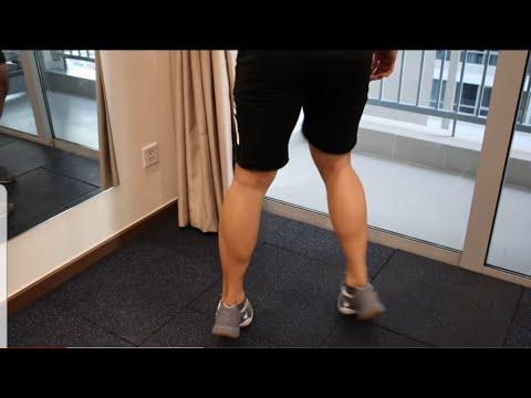 Nhảy dây bắp chân to là tại sao ? – Cách phân chân to do CƠ hay MỠ ??? – HLV Ryan Long Fitness