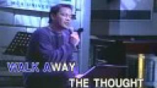 Martin Nievera LIVE - The Promise (I