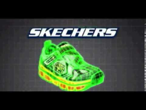Kosciuszko Aturdir bulto  Comercial Zapatillas Skechers esp latino - YouTube