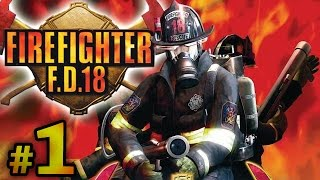 Firefighter F.D. 18 - Stage 1 - The Tunnel walkthrough (PS2) All lost items and survivors