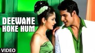 "Deewane Hoke Hum Milne Lage Sanam (Full Song) - Jaan Music Album ""Sonu Nigam"""