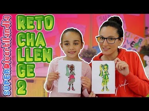 Reto de los Challenges 2! 3 Marker, Yoga, Licuados, 7 segundos y Gummy.