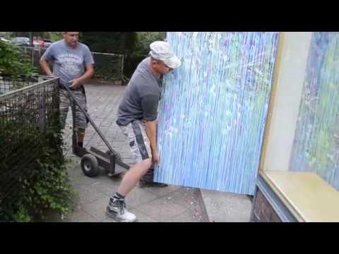 large painting transport