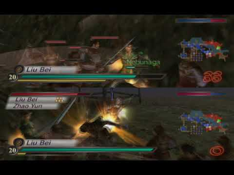 Dynasty Warriors 4 - Player Army Versus Test